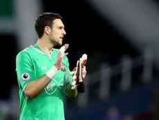 McCarthy, dispuesto a ir al Liverpool a pesar de saber que sería suplente. SouthamptonFC