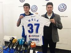 Álex Mula confía en las posibilidades del equipo. Twitter/CDTOficial