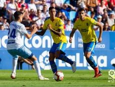 Las Palmas recibe a Osasuna. LaLiga