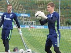 Nübel seguirá esta temporada en el Schalke 04. Schlake04