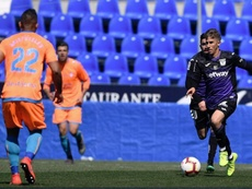 El Leganés venció 3-2 al Rayo Majadahonda. CDLeganés