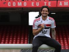 Pato no estará ante el Botafogo por lesión. SaoPaulo