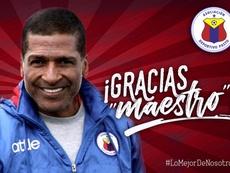 Alexis García renunció como entrenador de Deportivo Pasto. DeporPasto