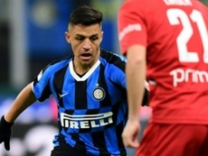 O United pede 15 milhões a Inter para liberar Alexis. AFP
