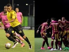 Alianza Petrolera y Tolima certificaron una nueva victoria en el Apertura. EFE