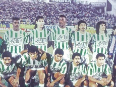 El histórico Atlético Nacional de 1989.