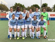 Primer punto del año para el Málaga. MálagaCF