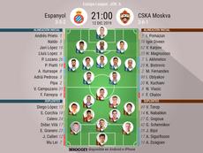 Revolución de Machín ante un CSKA con Chalov. BeSoccer