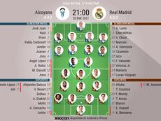 Sigue el directo del Alcoyano-Real Madrid. BeSoccer
