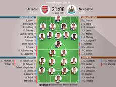 Sigue el directo del Arsenal-Newcastle. BeSoccer