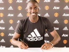 United sign Traore. Twitter