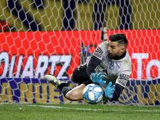 Almagro confirmó la lesión de Christian Limousin, el héroe de Almagro en la Copa Argentina. EFE