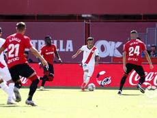 Rayo y Mallorca se enfrentan este sábado. LaLiga