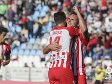 Álvaro Giménez, nuevo ídolo en Almería. LaLiga