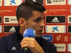Morata avait prédit l'élimination de Liverpool... en novembre ! COPE
