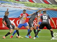 El Girona escuchó las recomendaciones de LaLiga de cara al 'play off'. LaLiga