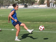 Lomba afirmó que existe una guerra de egos en el fútbol femenino. @Anair16