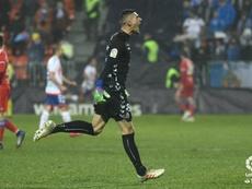 Cantero firmó con el Lugo. LaLiga