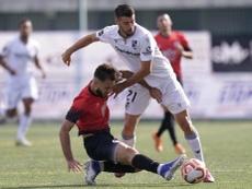 Víctor Fernández quiere a Pereira para el partido de Copa. VitoriaSC