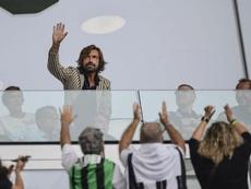 Pirlo a porté chance. JuventusFC