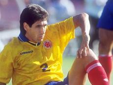 Andrés Escobar foi assassinado em 02 de julho de 1994. EFE