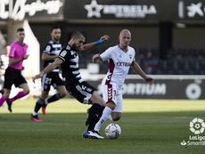 El Cartagena derrotó al Albacete. LaLiga