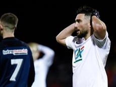 El Montpellier, eliminado por un equipo de Cuarta. MontpellierHSC