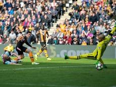 El Hull City ha conseguido la victoria ante el West Ham. HullCity