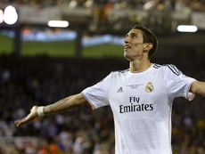 Di Maria a déchiré la lettre du Real Madrid à la Coupe du monde. GOAL