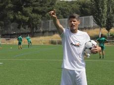 Vivar Dorado tendrá su primera experiencia como técnico. AFEFutbol