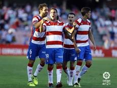 El Granada visita Tarragona. LaLiga