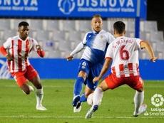 Almería y Sabadell se enfrentan en el Juegos del Mediterráneo. LaLiga