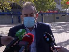 Ángel Torres lamentó las críticas al Getafe. Captura/ElGolazoDeGol