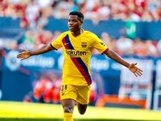 Para Rivaldo, a volta de Neymar ao Barcelona depende de Ansu Fati. FCBarcelona