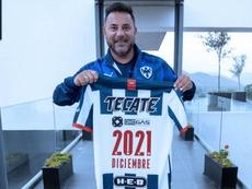 Mohamed seguirá en Monterrey hasta finales de 2021. Monterrey