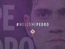 Pedro, cerise sur le gâteau de la Fiorentina. ACFFiorentina