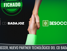 BeSoccer y CD Badajoz, nuevos socios. BeSoccer