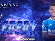 Kenedy will be at Getafe for the rest of the campaign. GetafeCF