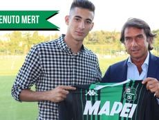 Mert Müldür, nuevo jugador del Sassuolo. Sassuolo