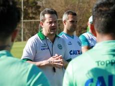 Fucks renueva con CSA. Twitter/Goiás
