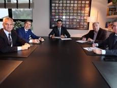 Ariedo Braida podría unirse al Fenerbahçe. FCBarcelona