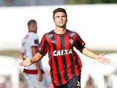 El conjunto brasileño ha conseguido una importante victoria en la Copa Sudamericana. ECVitoria