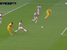 Vidal porta in vantaggio i blaugrana. Movistar+