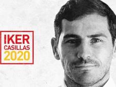 Casillas anuncia candidatura à presidência da RFEF. Twitter/IkerCasillas