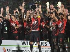 Athletico Paranaense gana la Copa Suruga Bank. AthleticoPR