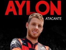 Aylon Darwin firmó hasta el final de la temporada. AtléticoGoianiense