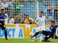 Atlético Tucumán y Talleres empataron a cero. Twitter/CATalleresdecba