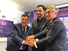 Badelj vuelve a a la Fiorentina. ACFFiorentina