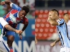 Bahía y Gremio, la cara y la cruz de la jornada de Copa en Brasil. BeSoccer/EFE