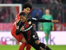 Un doblete de Bailey tumbó al Bayern. AFP